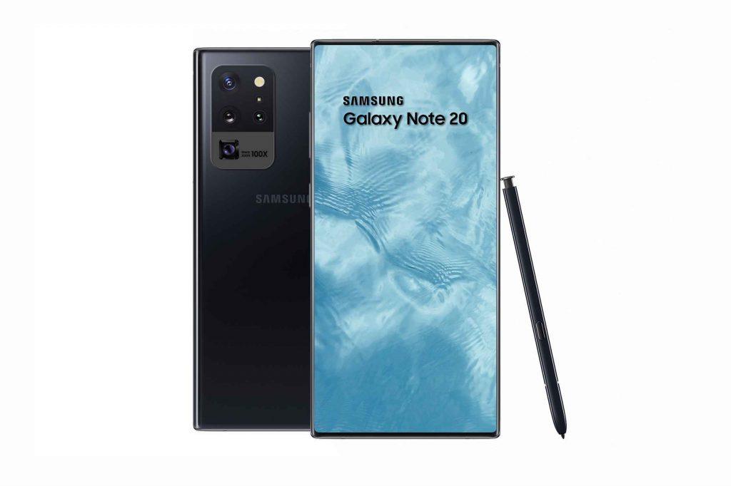 تیزر رسمی گوشی جدید سامسونگ مدل Galaxy Note 20
