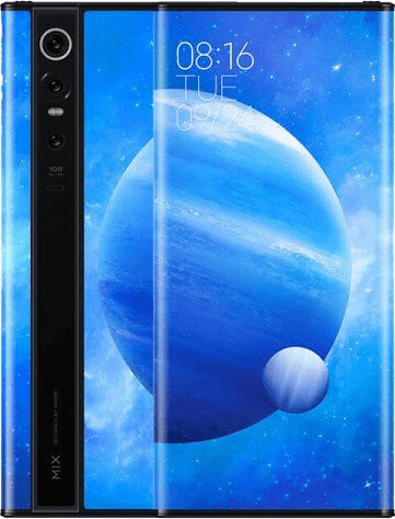 تیزر رسمی گوشی موبایل Xiaomi Mi Mix Alpha