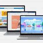 رونمایی از سرفیس لپ تاپ 4 توسط شرکت مایکروسافت