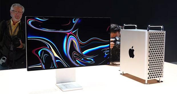 عرضه مک پرو جدید با پردازنده ۴۰ هستهای ساخت اپل
